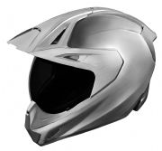 Icon Variant Pro Helmet Quicksilver *incl clear+Dark smoke shield